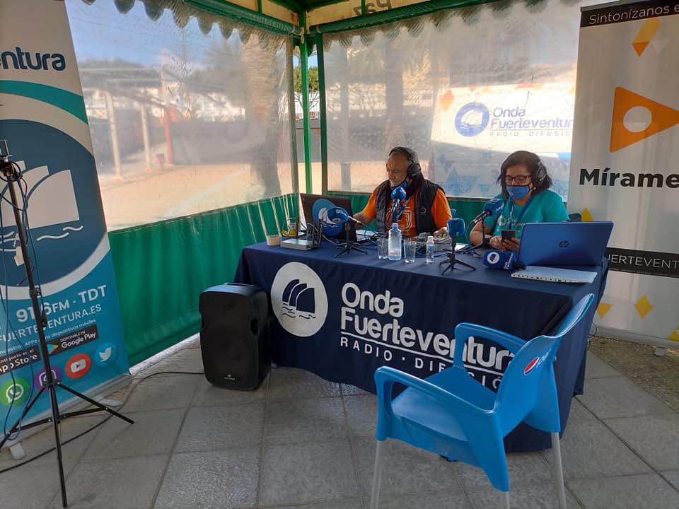 162498974_4175375189147380_6566911498269663319_n 'De Buena Mañana' recorre Fuerteventura a diario cargada de regalos