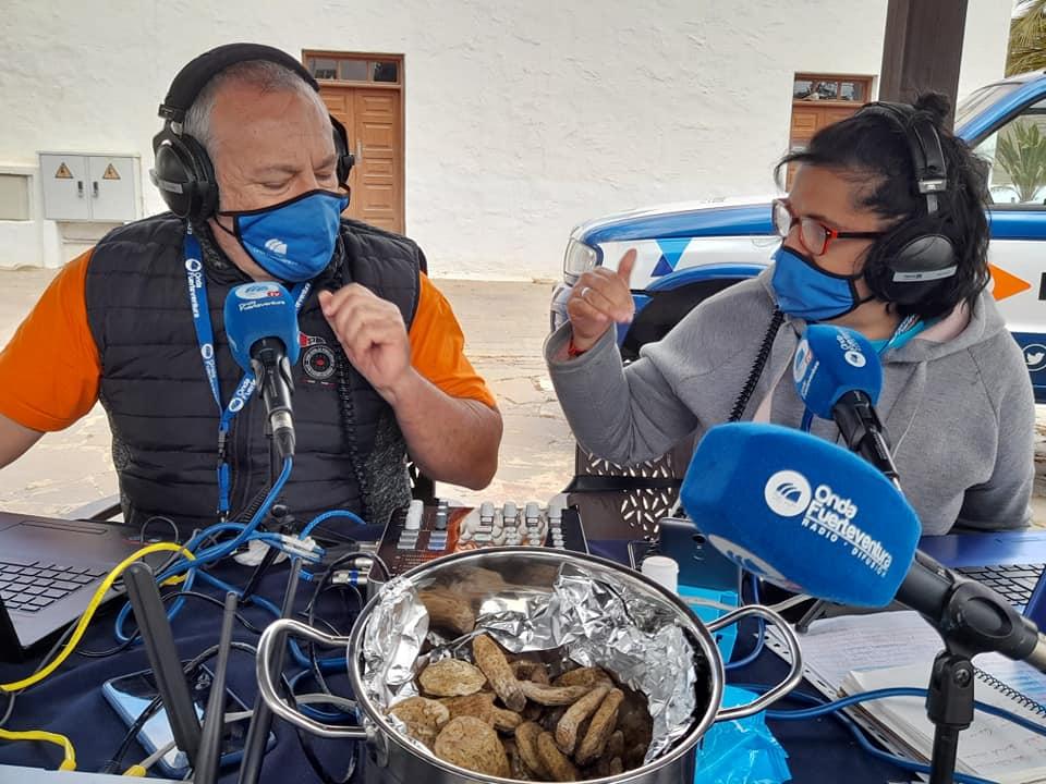 163340466_4183033781714854_2293570479912878530_n 'De Buena Mañana' recorre Fuerteventura a diario cargada de regalos