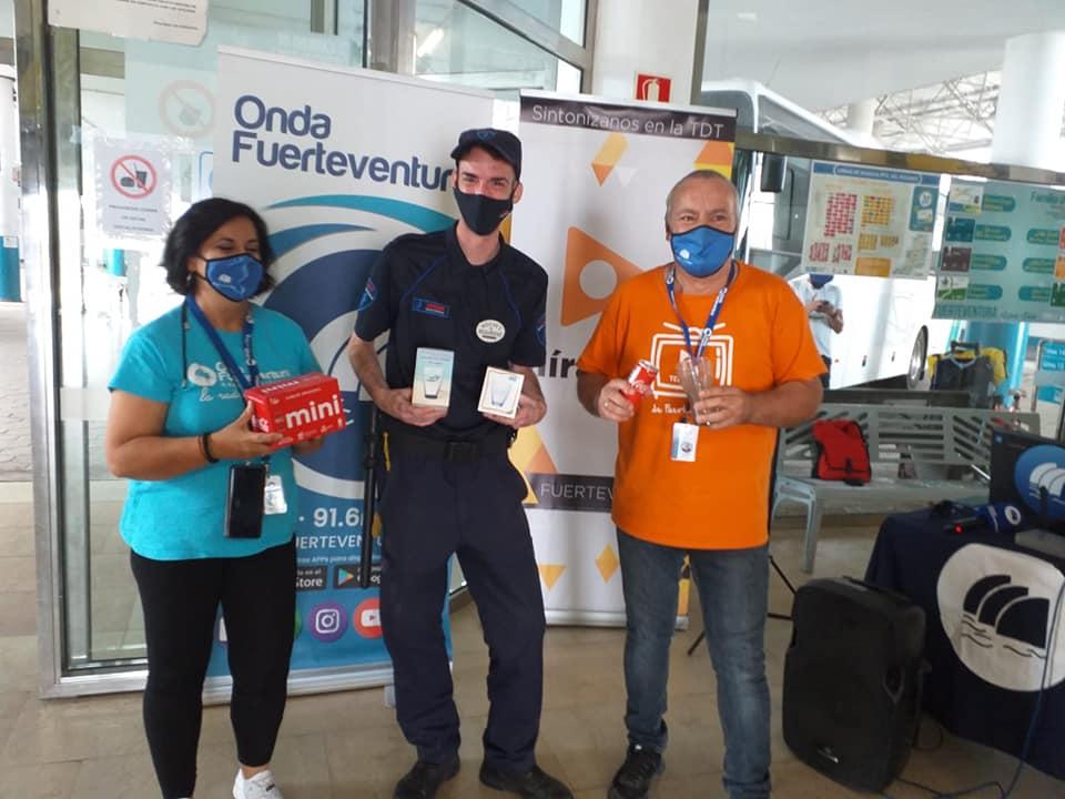 165308455_4188612911156941_6167291960823228663_n 'De Buena Mañana' recorre Fuerteventura a diario cargada de regalos