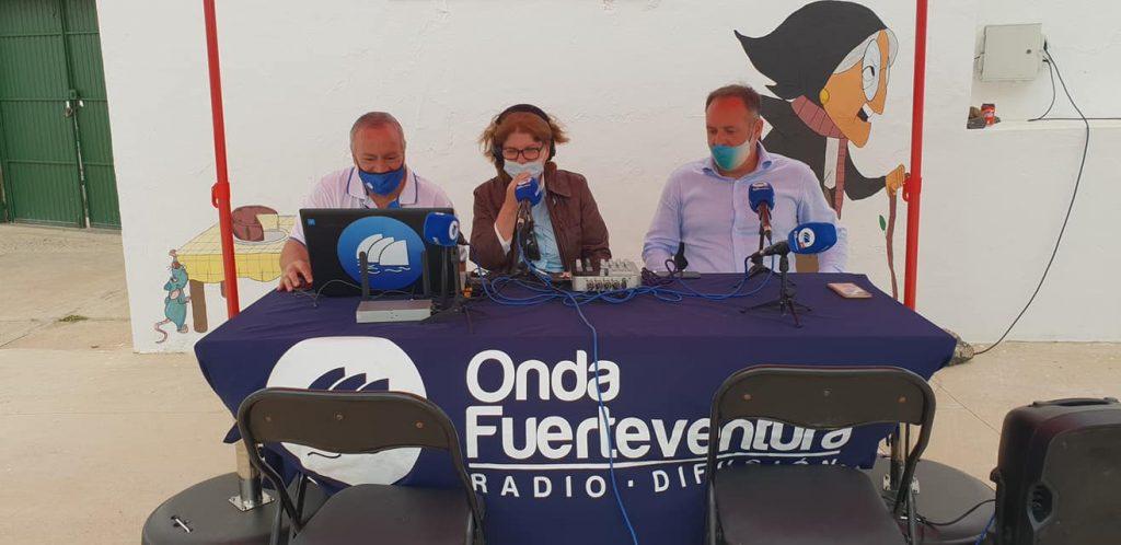 174216558_4257453757606189_6585391913880427013_n-1024x498 'De Buena Mañana' recorre Fuerteventura a diario cargada de regalos
