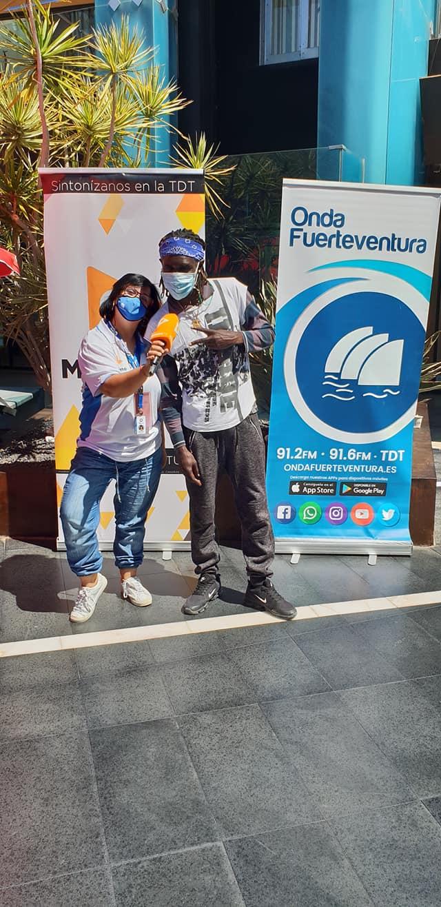 176729227_4275745909110307_3600895447420698354_n 'De Buena Mañana' recorre Fuerteventura a diario cargada de regalos