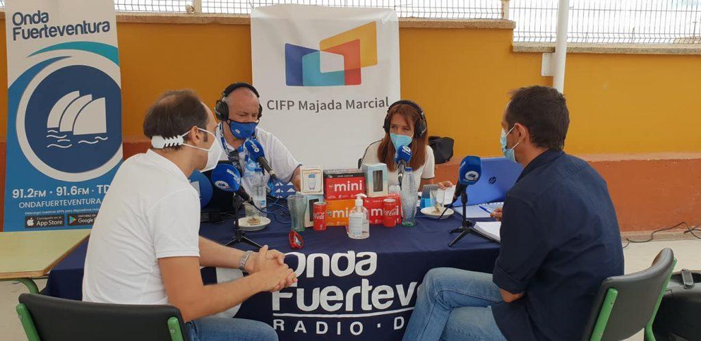 178906605_4290440327640865_8004217104252129443_n-1024x498 'De Buena Mañana' recorre Fuerteventura a diario cargada de regalos