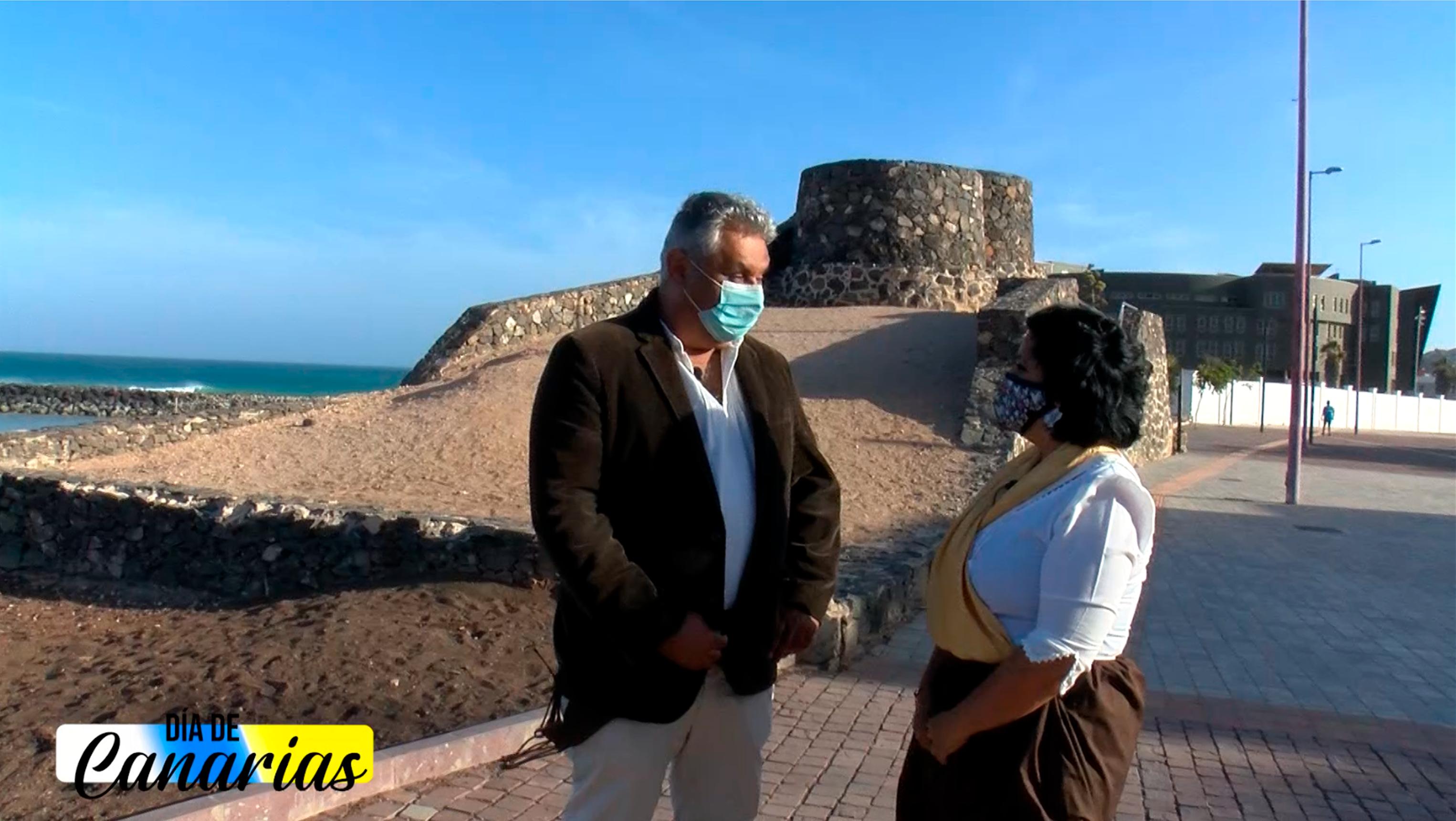 Captura-alcalde-Puerto- Onda Fuerteventura y Mírame TV celebran el Día de Canarias con una programación especial