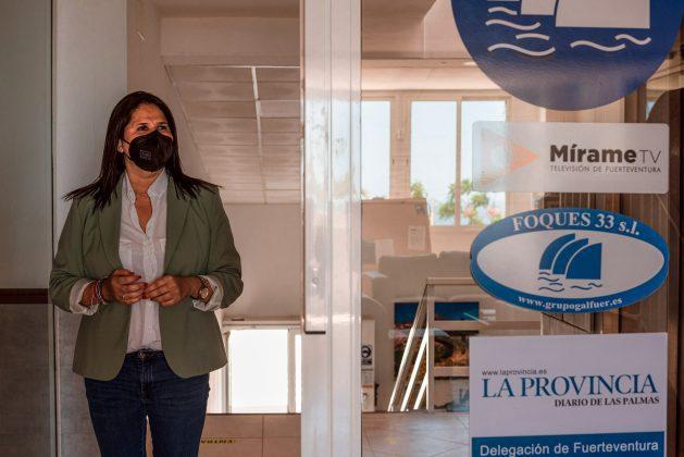 """JGA3620-629x420 Esther Hernández: """"Nuestro pacto funciona bien y lo que funciona no se toca"""""""