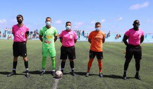 cotillo-lasplayitas-2-300x175 Vuelve el fútbol a El Cotillo y celestes y naranjas se reparten los puntos