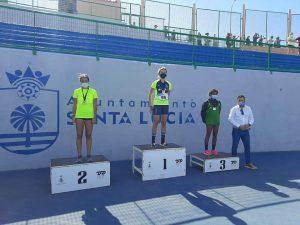 podium-eamj-300x225 Balance positivo de la EAMJ Playas de Jandía en los Regionales sub 16