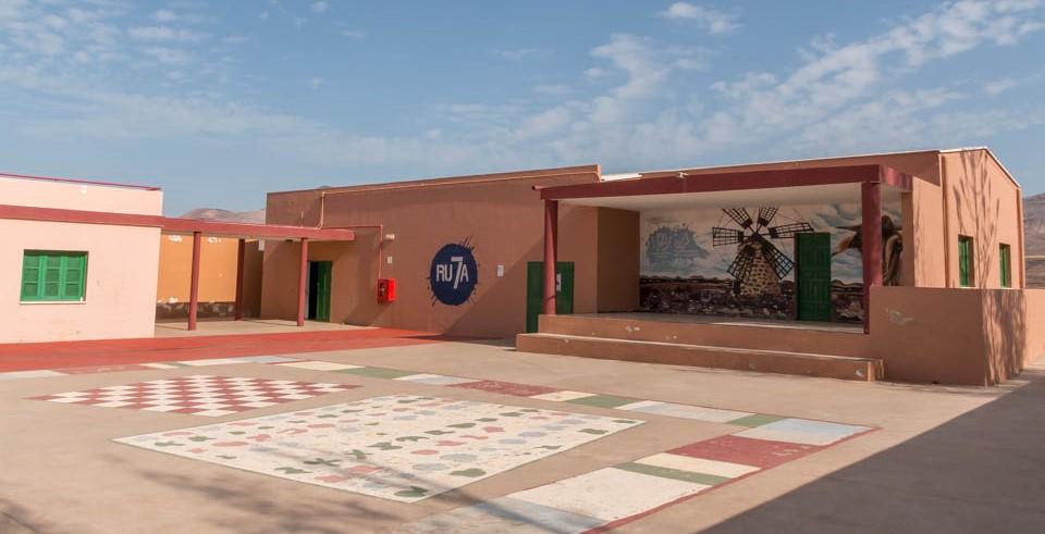 03 'Fuerteventura Piedra a Piedra' trabaja en Tefía y Morro Velosa