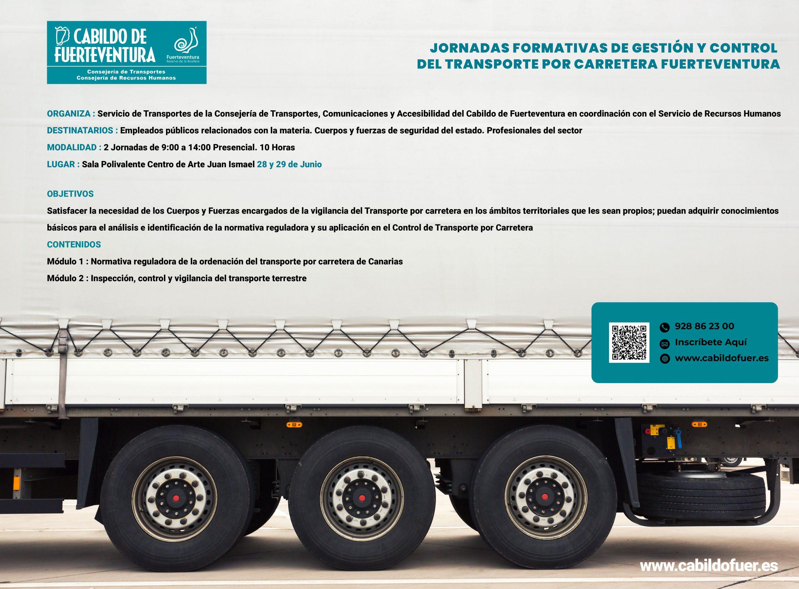 17-junio-JORNADA-TRANSPORTE-CARRETERA-scaled Formación para el control del transporte por carretera
