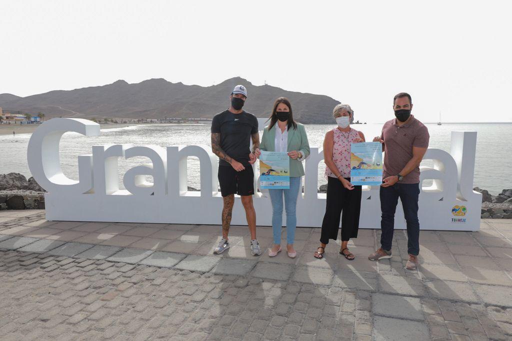 FuerteBrazada1 Fuerte Brazada unirá a nado Las Playitas con Gran Tarajal en agosto