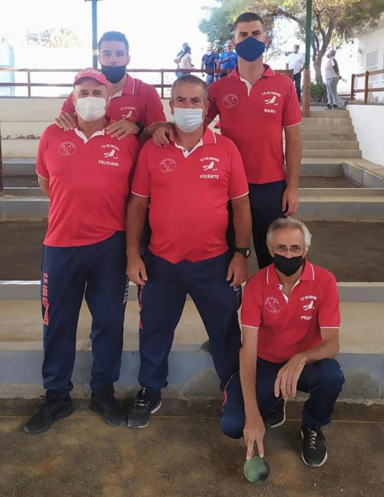 los-chipones Los Chipones se proclaman campeones insulares