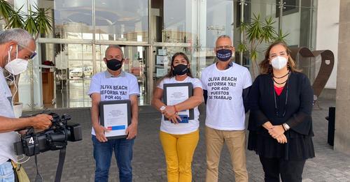 salvar-al-oliva-beach Distinguidos de Turismo para enfermeros y sanitarios