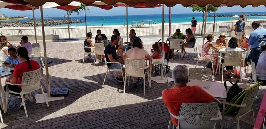 """156568236_896418144445150_104386281368904067_n-864x420 La Marea, Los Podomorfos, Casa Manolo y la pizzería Da Vivi reciben un """"Solete"""""""