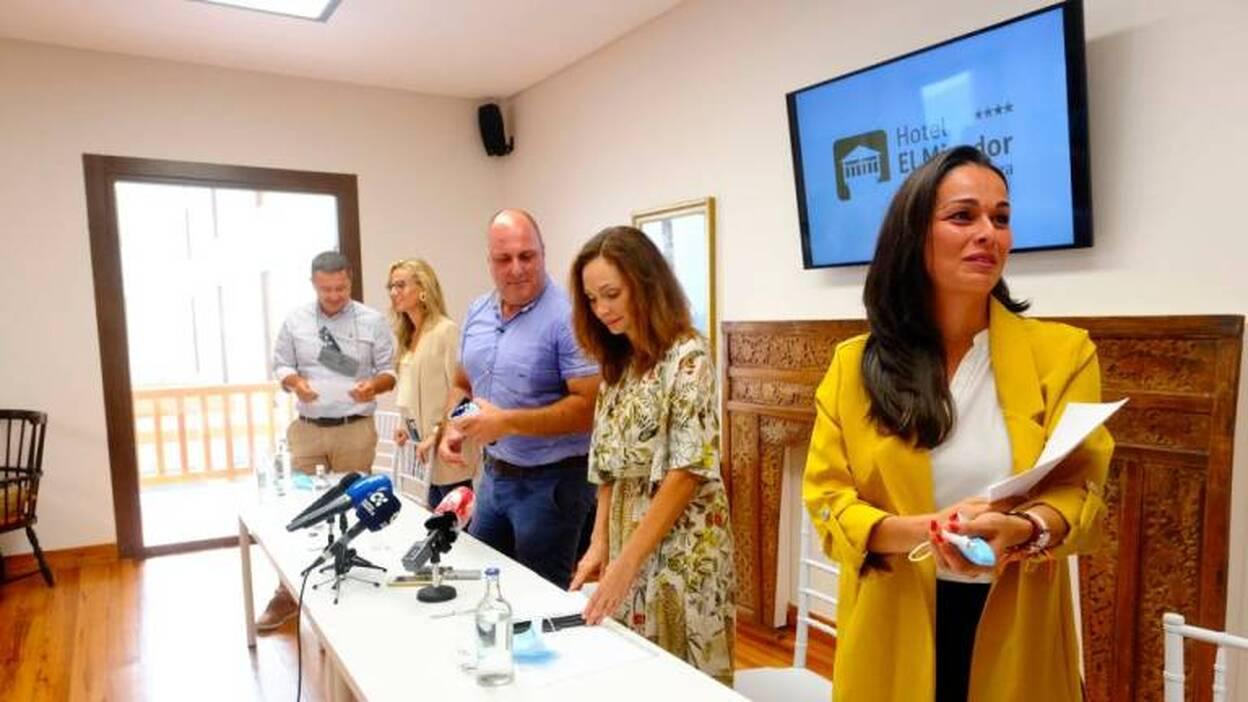 """200706-ftv-segio-lloret-12_6666359_20200706135817-1248x702-1 Esther Hernández invita a AMF a abandonar el pacto en Tuineje si se siente """"tan incómodo"""""""