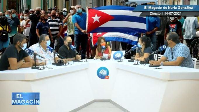 Cuba-1 El pueblo cubano ya no puede más