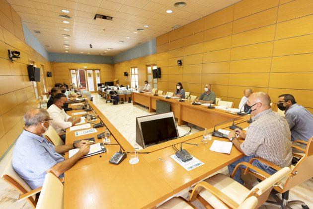IMG_8512-630x420 El CAAF avanza con el convenio de su personal