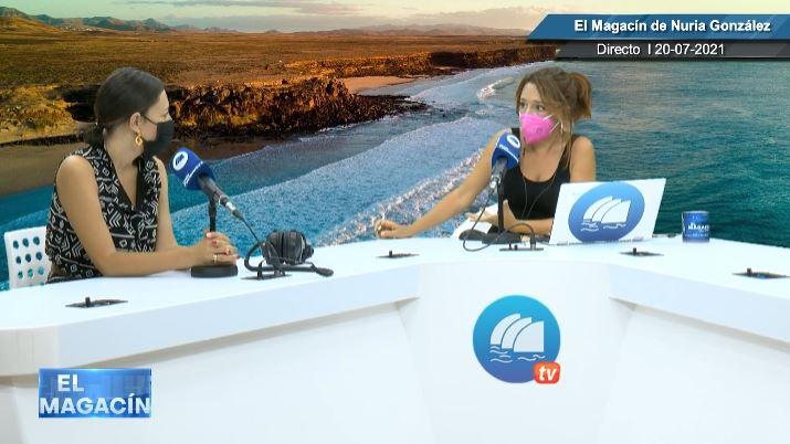 """Jessica-2 Jessica de León: """"es un orgullo que cuando vas fuera valoren la calidad de Fuerteventura"""""""