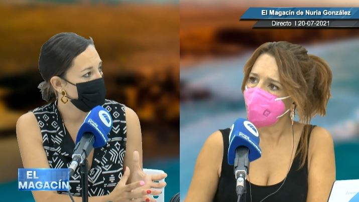 """Jessica-3 Jessica de León: """"es un orgullo que cuando vas fuera valoren la calidad de Fuerteventura"""""""
