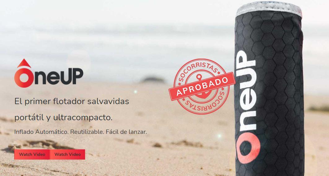 OneUp-1 Puerto del Rosario apuesta por sus playas