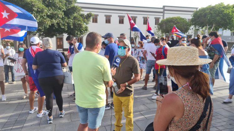 WhatsApp-Image-2021-07-17-at-20.56.47-747x420 El pueblo cubano regresa este domingo a las calles de Fuerteventura