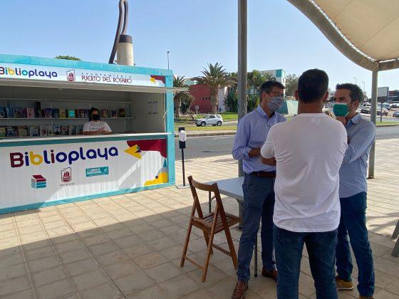 WhatsApp-Image-2021-07-20-at-09.13.03-560x420 Puerto del Rosario inaugura su Biblioplaya