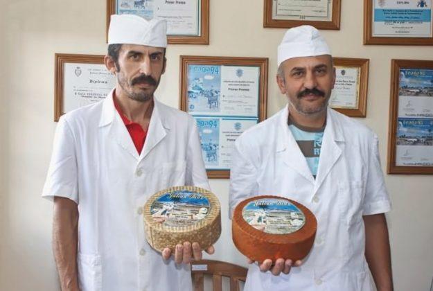 julian-625x420 La quesería de Julián Díaz y La Pared ganan la Gran Medalla de Oro