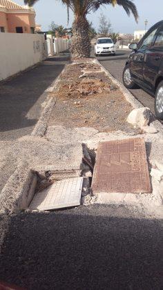 """Contigo-AntiguaCastillo-5-236x420 Contigo Antigua: """"El Castillo se está cayendo en pedazos y el alcalde ni se inmuta"""""""