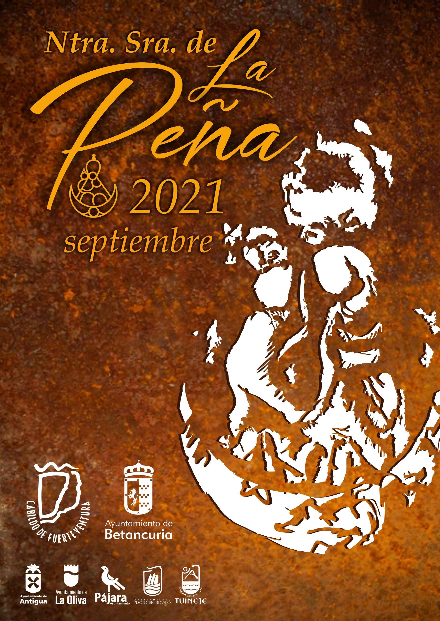 cartel-LA-PENA-2021-scaled Unión para el dispositivo de las Fiestas de La Peña