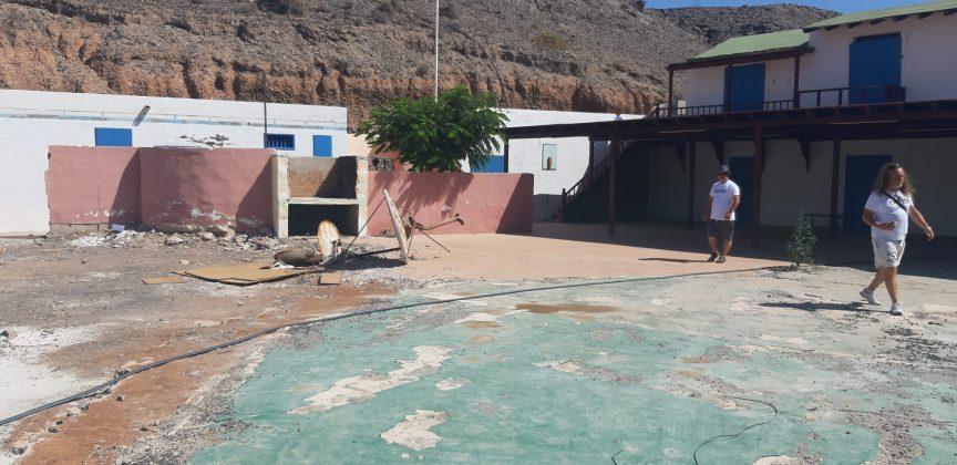 Alberge-de-Pozo-Negro-864x420 Contigo Antigua denuncia el abandono por parte del Ayuntamiento de Las Salinas y Pozo Negro
