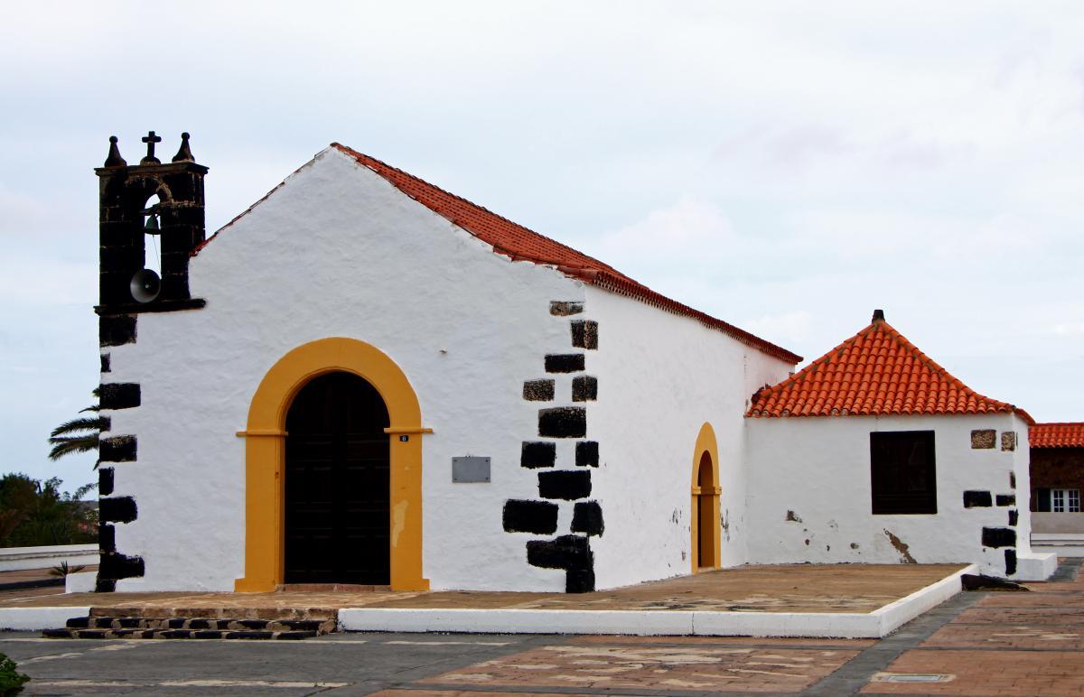 Ermita-San-Antonio-de-Padua Pájara pone en valor su arquitectura, historia y etnografía