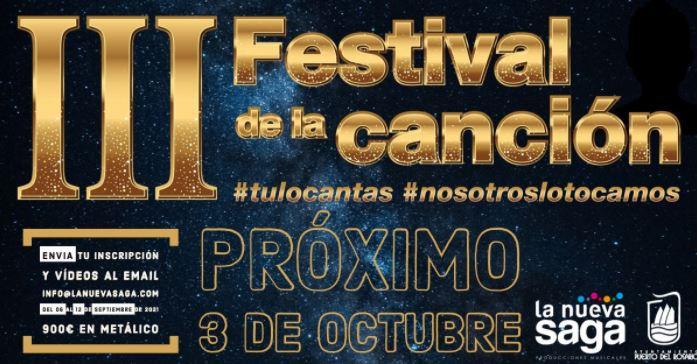 Festival-de-la-Cancion Regresa a la capital el III Festival de la Canción