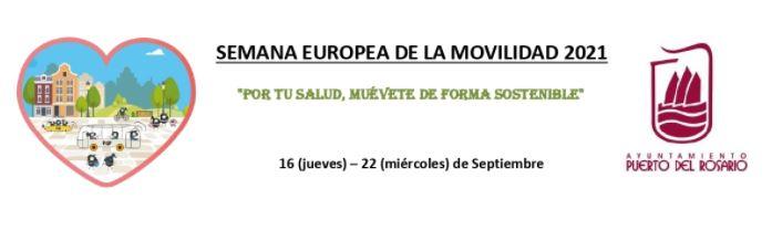 MOVI-2 Puerto del Rosario vuelve a sumarse a la Semana Europea de la Movilidad
