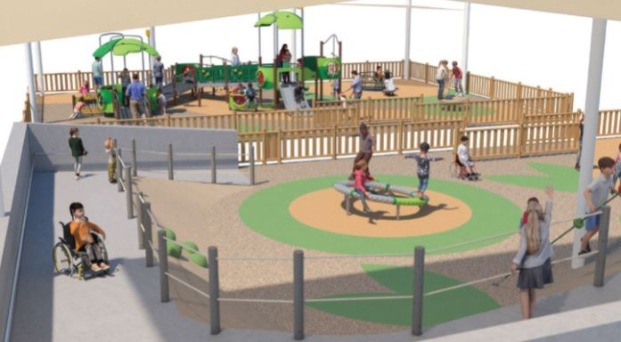 Parques-2 Las obras de los parques en Puerto del Rosario comenzarán en octubre