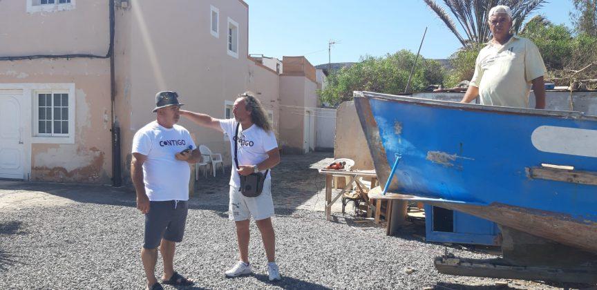 Pescador-de-Pozo-Negro-864x420 Contigo Antigua denuncia el abandono por parte del Ayuntamiento de Las Salinas y Pozo Negro