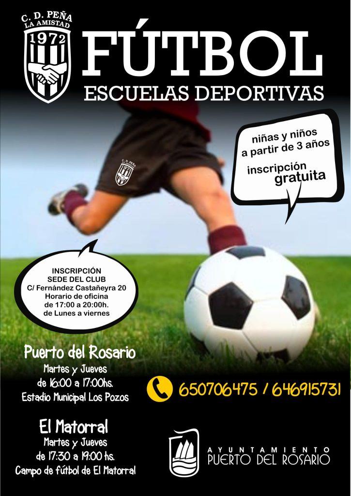 escuela-deportiva-PENA-DE-LA-AMISTAD-EL-MATORRAL-725x1024 Escuelas Deportivas de Fútbol 8 en El Matorral